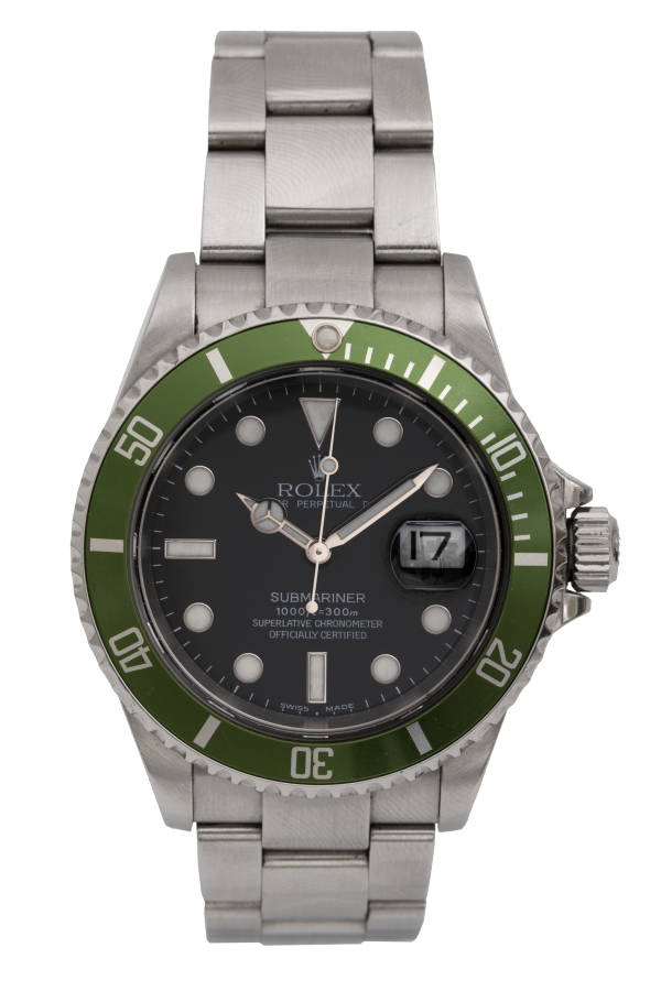 Rolex submariner Flat four