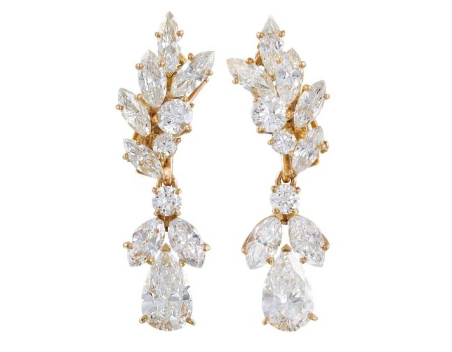 Boucles d'oreilles Drop Fred Paris