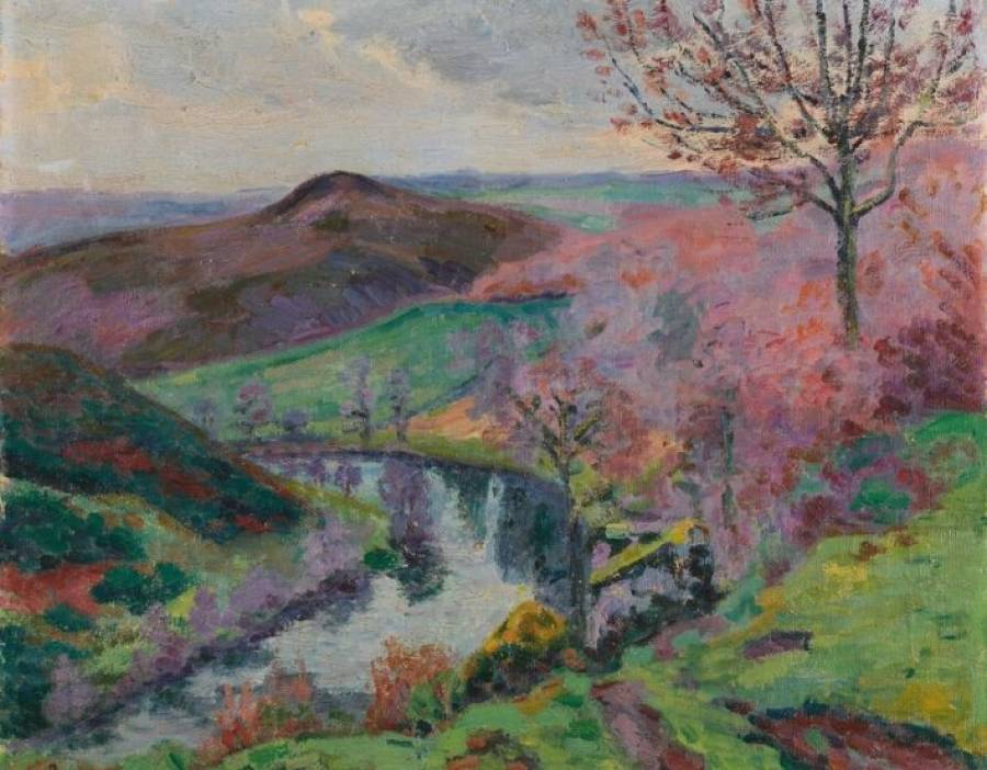 GUILLAUMIN Le Puy Barriou