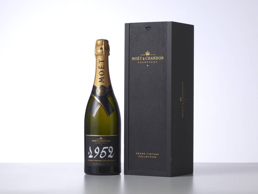 Champagne Grand Vintage Collection 1952 Moët et Chandon