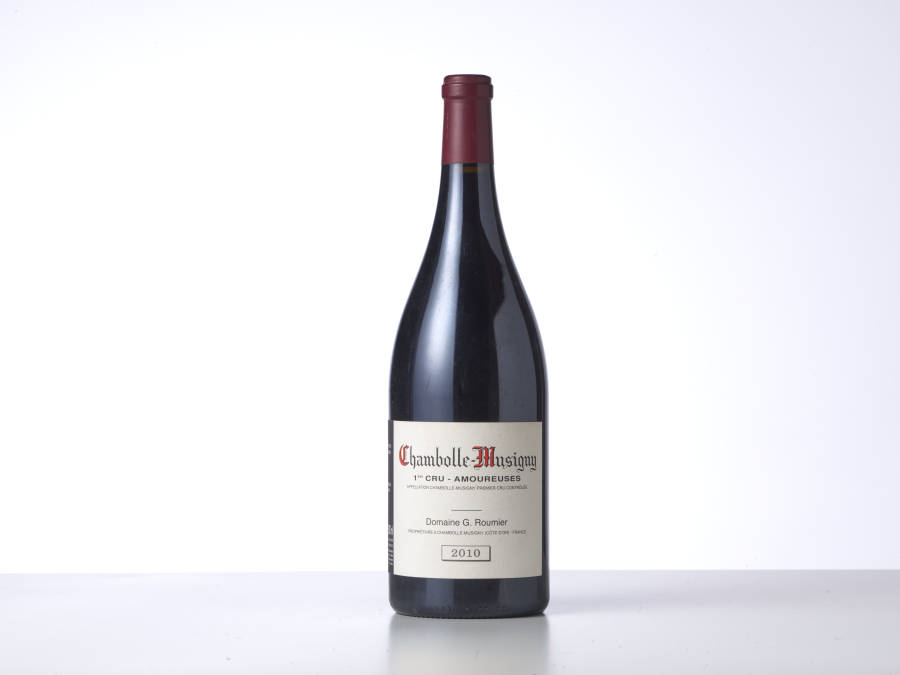Magnum Chambolle-Musigny Amoureuses 2010 Georges Roumier