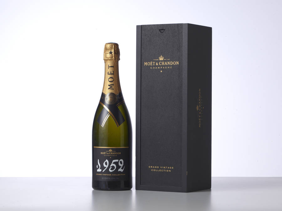 1 Bouteille Champagne Grand Vintage Collection 1952 Moët et Chandon