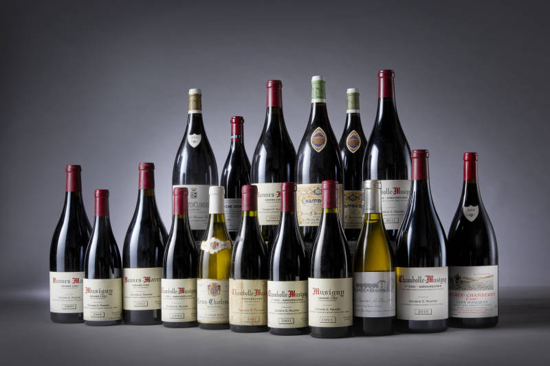 Press Release - December 2019 Wine Auctions Results