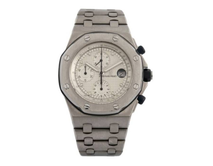Montre Audemars Piguet Royal Oak Offshore Titane