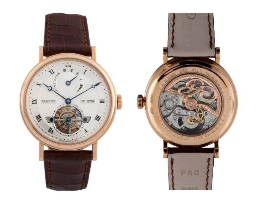 Montre Breguet Tourbillon