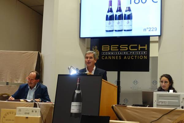 Auctions on the web