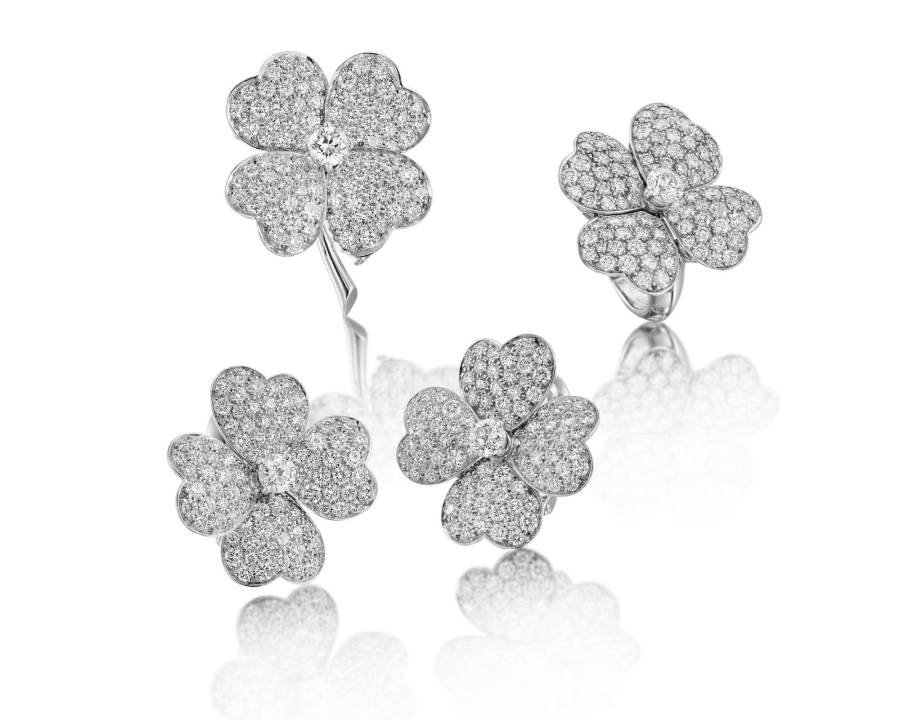 Van Cleef & Arpels Cosmos collection