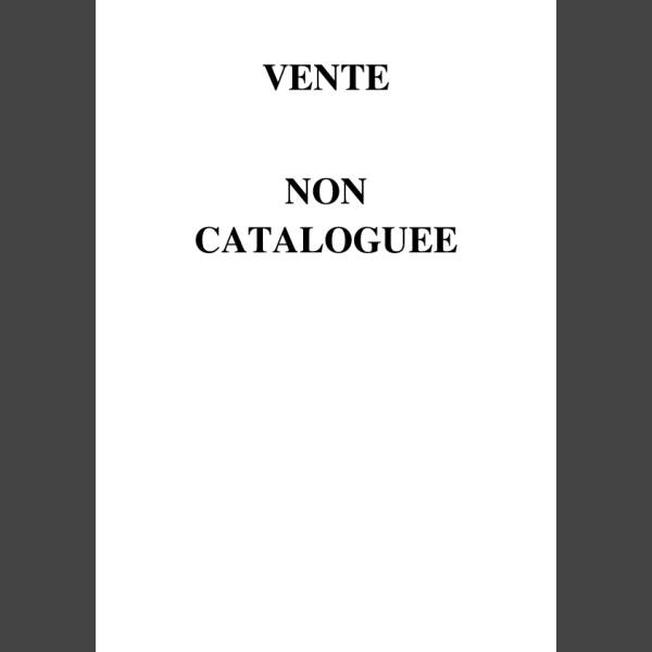 Catalogue de la vente du 04/05/2016