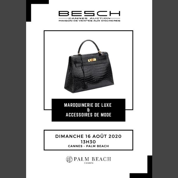 Catalogue de la vente du 16/08/2020